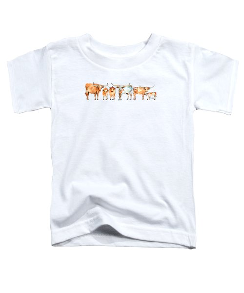 Together We Stand Kmcelwaine Toddler T-Shirt