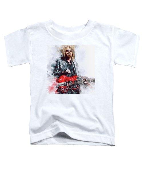 Tom Petty - 21 Toddler T-Shirt