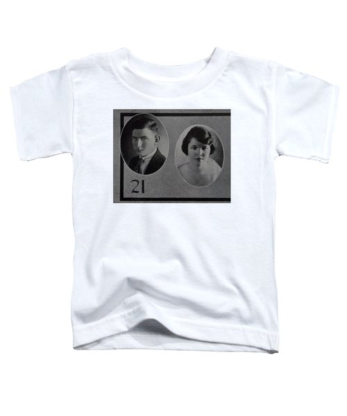 Tom Reitch Toddler T-Shirt