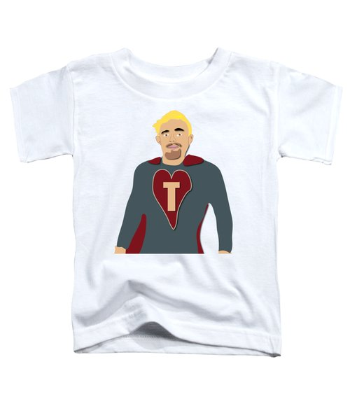 Tommy For Jenny And Jo Toddler T-Shirt