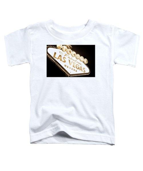 Tonight In Vegas Toddler T-Shirt