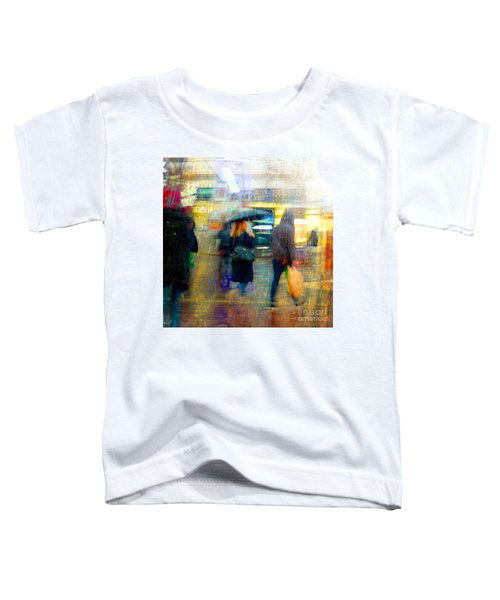 Too Warm To Snow Toddler T-Shirt