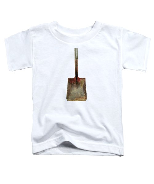 Tools On Wood 3 On Bw Plywood Toddler T-Shirt