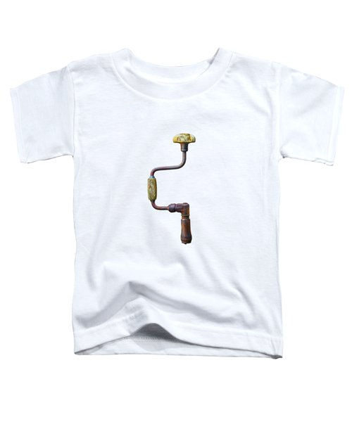 Tools On Wood 61 Toddler T-Shirt