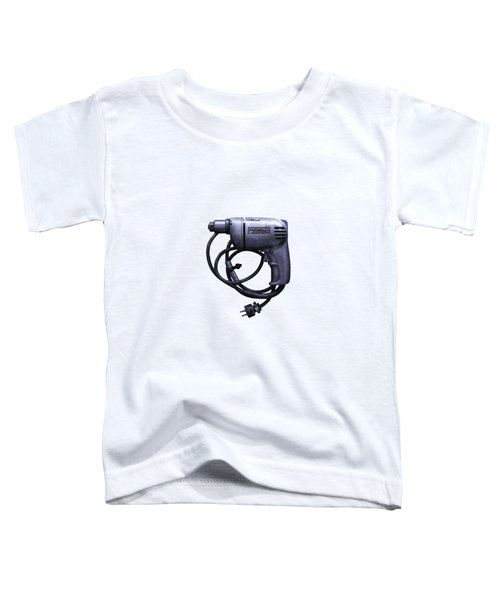 Tools On Wood 76 Toddler T-Shirt
