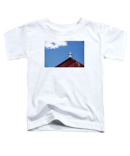 Top Of A Barn Toddler T-Shirt