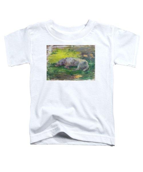 Top Quality Art - Dog Toddler T-Shirt