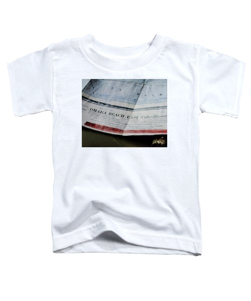 Top Secret - Omaha Beach Toddler T-Shirt