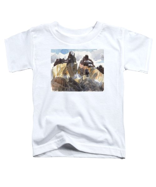Torres Del Paine, Chile Toddler T-Shirt