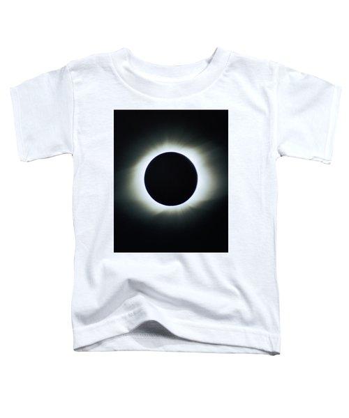 Total Solar Eclipse - Aruba 1998 Toddler T-Shirt