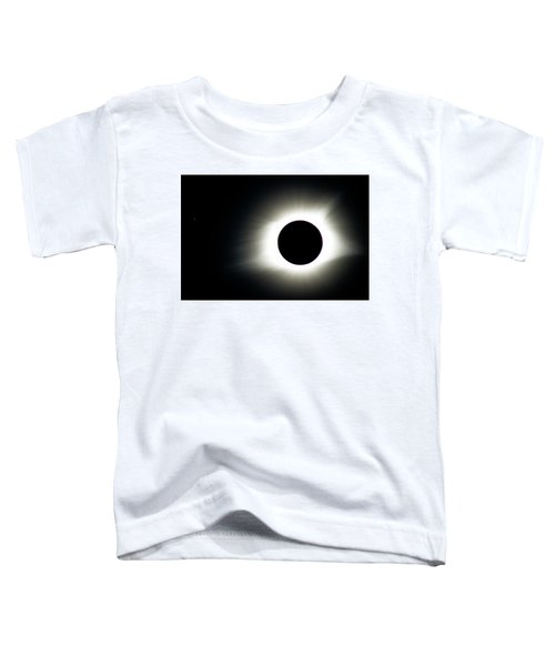 Totality And Mercury Toddler T-Shirt