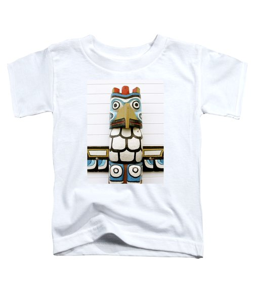 Totum Pole Toddler T-Shirt