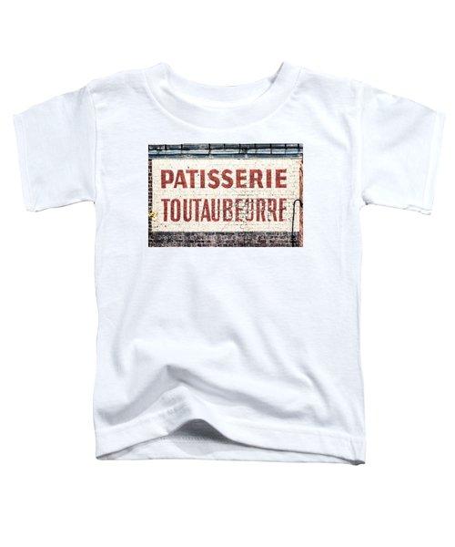 Toutaubeurre Toddler T-Shirt