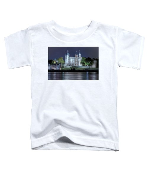 Tower Of London Toddler T-Shirt by Joana Kruse
