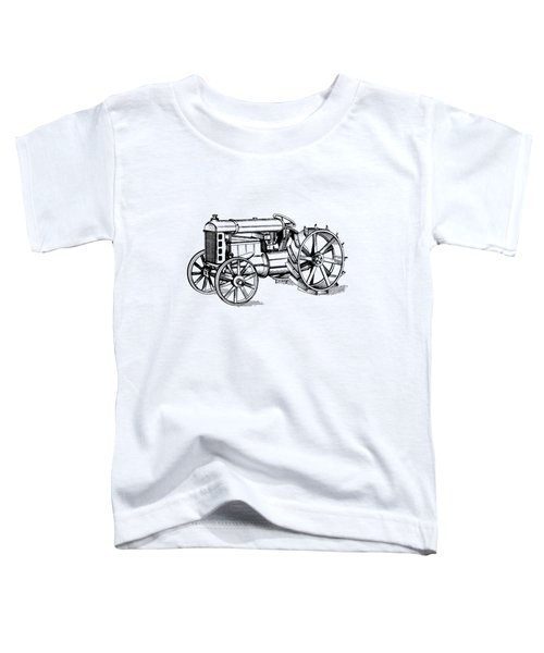 Tractor 1919 Henry Ford T-shirt Toddler T-Shirt