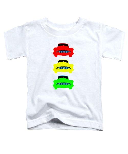 Traffic Light Cars Phone Case Toddler T-Shirt