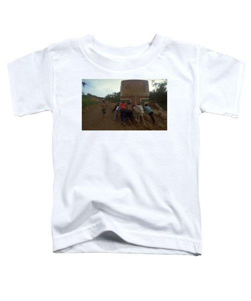 Trans Amazonian Highway, Brazil Toddler T-Shirt