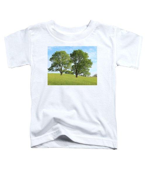 Summer Trees 4 Toddler T-Shirt
