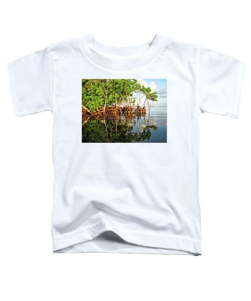 Trees In The Sea Toddler T-Shirt
