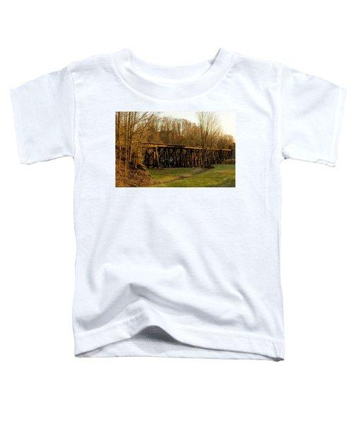 Tressel View Sunset  Toddler T-Shirt