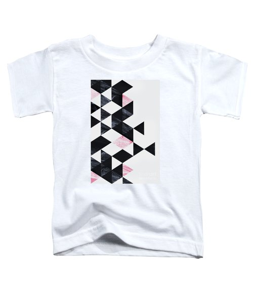 Triangle Geometry Toddler T-Shirt