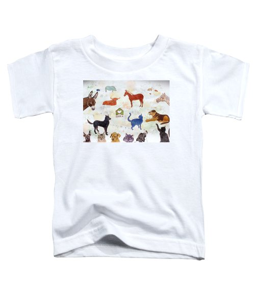 Tribute To Tracy Toddler T-Shirt