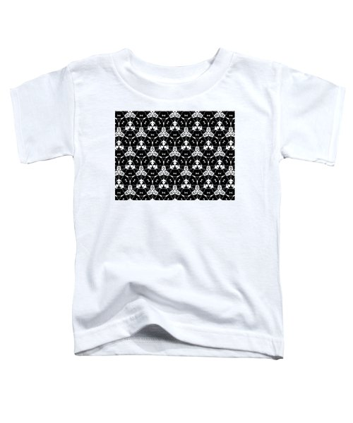 Triple Lace Toddler T-Shirt