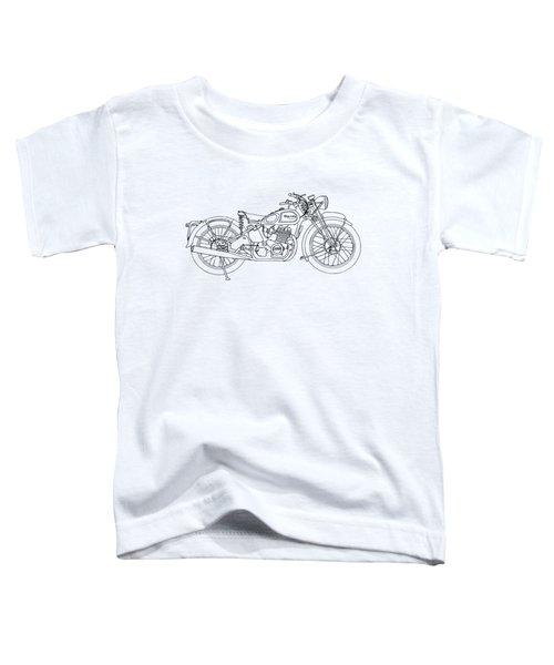 Triumph Laverda Toddler T-Shirt