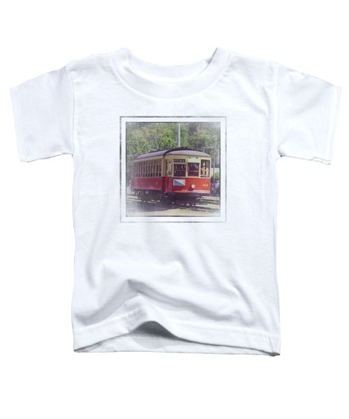 Trolley Car 42 Toddler T-Shirt