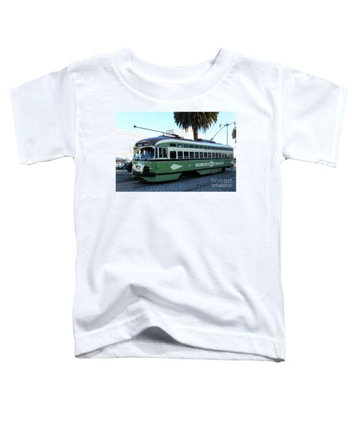 Trolley Number 1078 Toddler T-Shirt