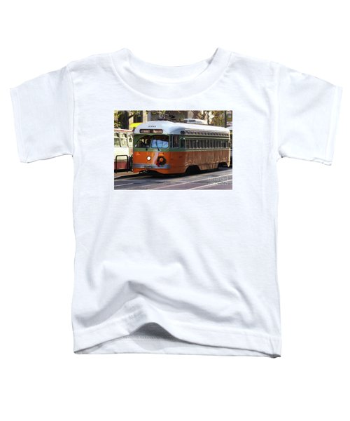 Trolley Number 1080 Toddler T-Shirt