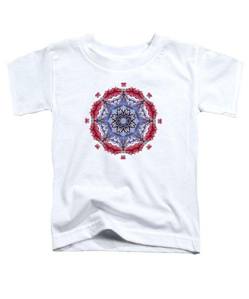 Tropical Mandala By Kaye Menner Toddler T-Shirt