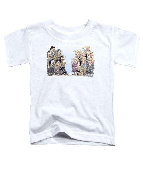 Trumpettes Horror Toddler T-Shirt