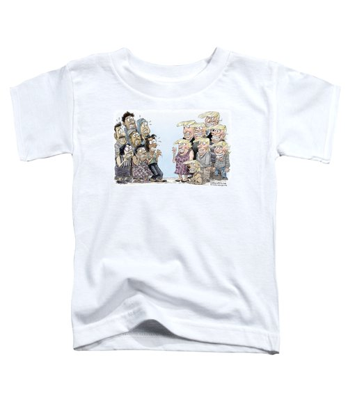 Trumpettes Horror Toddler T-Shirt