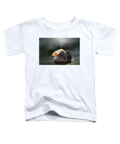 Tufted Puffin Toddler T-Shirt