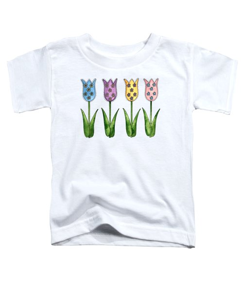 Tulip Row Toddler T-Shirt