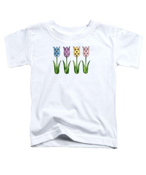 Tulip Row Toddler T-Shirt
