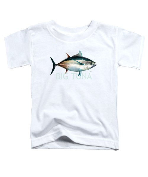 Tuna 001 Toddler T-Shirt
