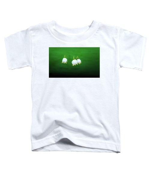 Turkey-eggs On Green #g2 Toddler T-Shirt