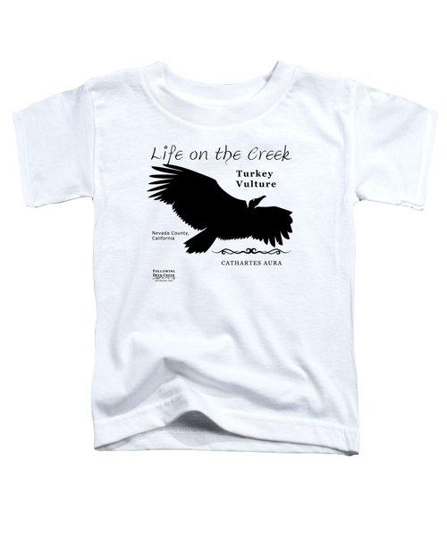 Turkey Vulture Toddler T-Shirt
