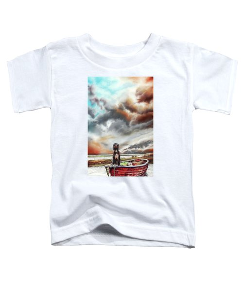 Turner's Dog Toddler T-Shirt