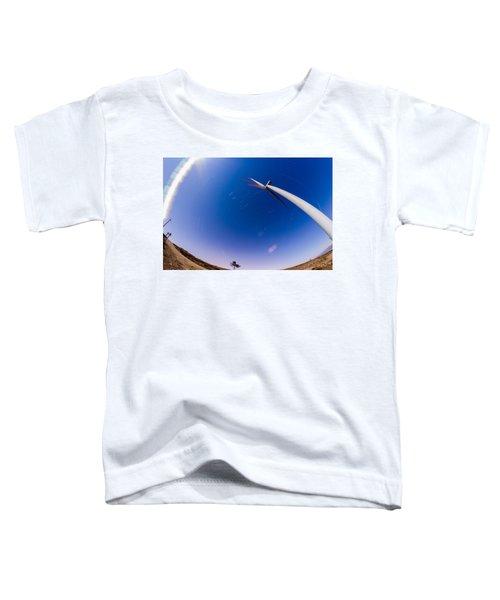 Turning Night Into Day Toddler T-Shirt