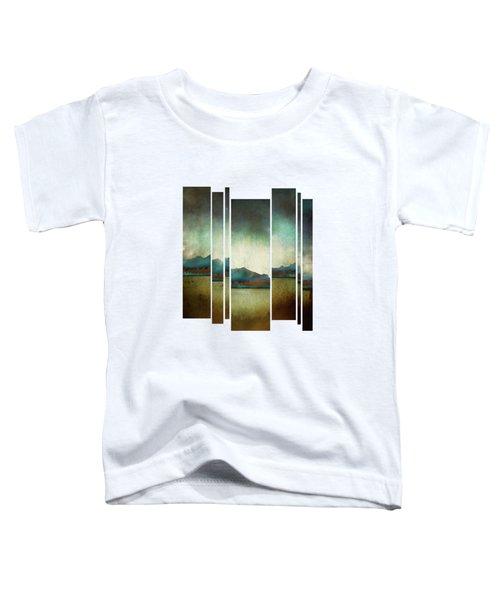 Turquoise Mountain Toddler T-Shirt