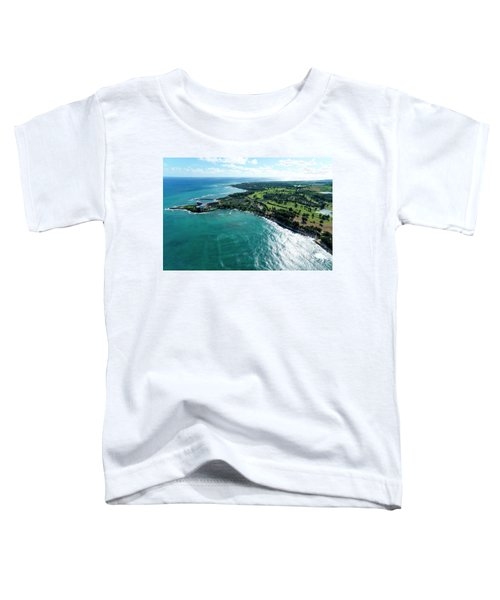 Turtle Bay Glow Toddler T-Shirt