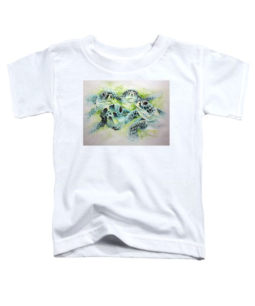 Turtle Soup Toddler T-Shirt