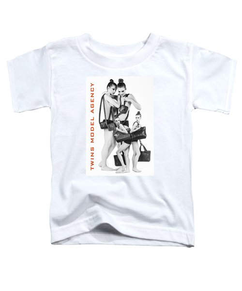 Twins Model Agency Toddler T-Shirt