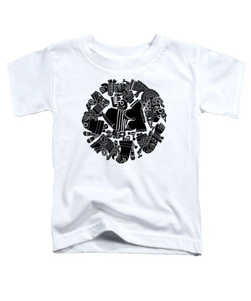 Twisted Day Toddler T-Shirt
