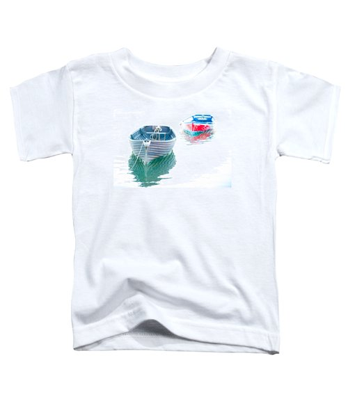 Two Boats Toddler T-Shirt