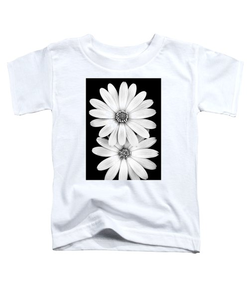 Two Flowers Toddler T-Shirt