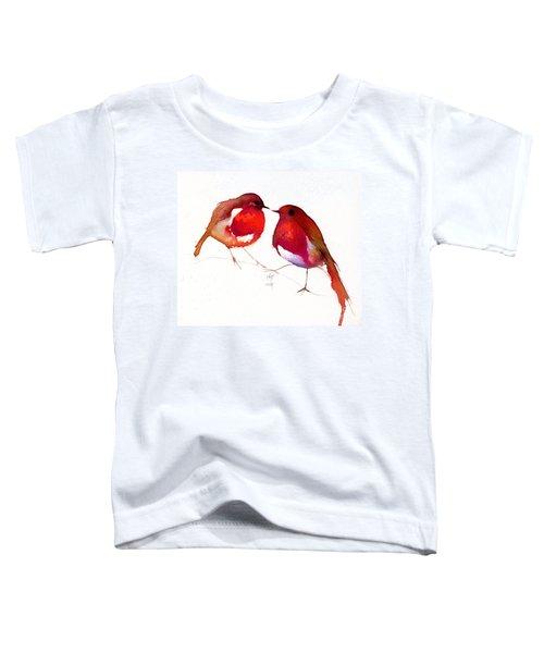 Two Little Birds Toddler T-Shirt